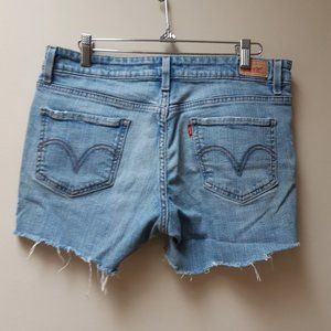 Levi's Cutoff Shorts sz M